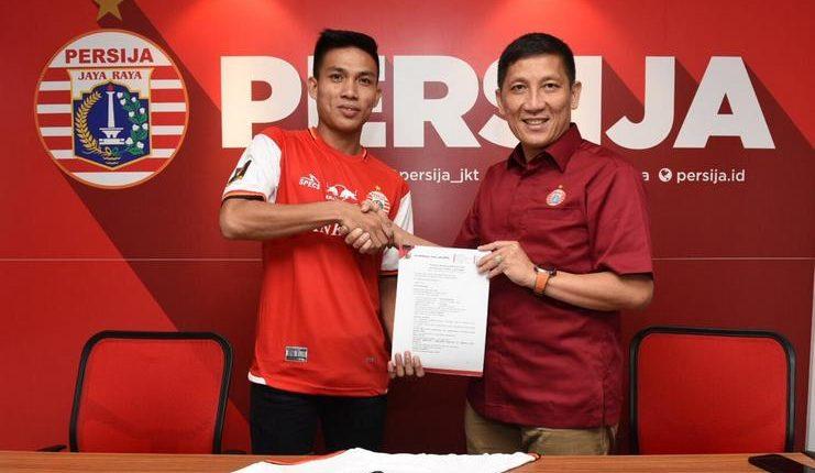 Persija Jakarta - Yogi Rahadian - Piala Presiden 2019 - Footbal5star -