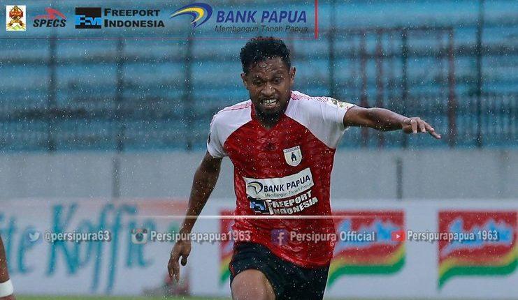Persipura - Kalteng Putra - Piala Presiden 2019 -