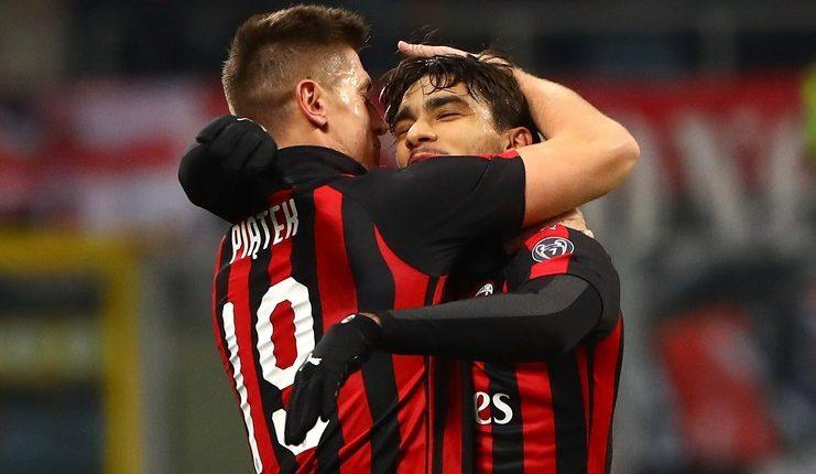 Piatek dan Paqueta diprediksi Kaka akan mencetak gol kemenangan AC Milan atas Inter Milan.