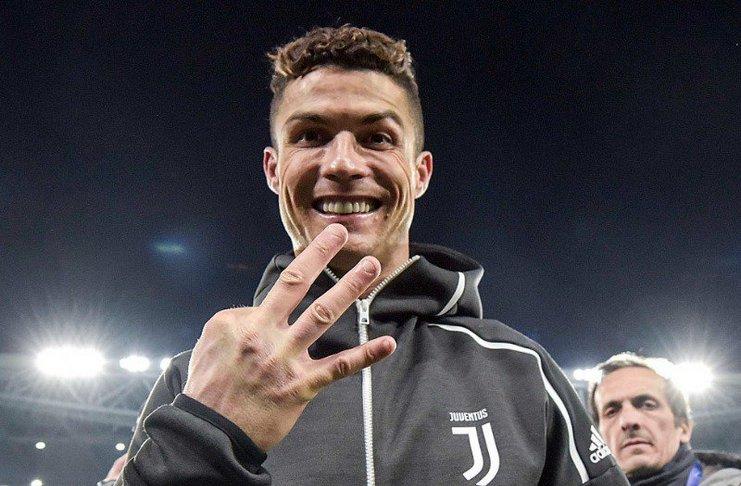 Setidaknya ada 5 fakta menarik di balik hat-trick Crstiano Ronaldo ke gawang Atletico Madrid.