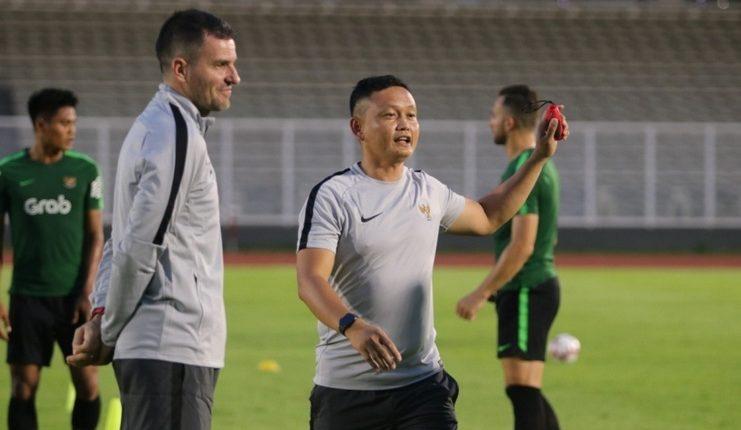 Simon McMenemy jadikan uji tanding lawan timnas Myanmar sebagai ajang evaluasi timnas Indonesia.