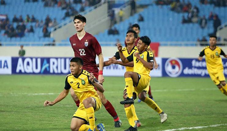 Stephen Ng Heng Seng berharap timnas U-23 Brunei tak dibantai lagi saat lawan timnas U-23 Indonesia.