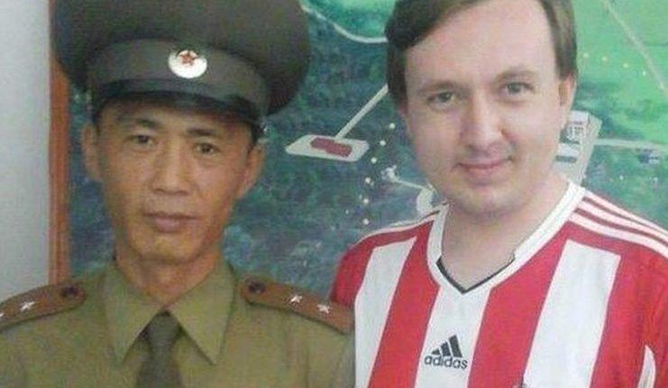 Sunderland - Korea Utara - Football5star - Tom Fowdy
