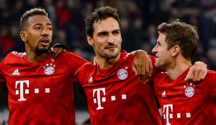 Tiga bintang yang didepak dari timnas Jerman diharapkan Niko Kovac tampil kesetanan bersama Bayern Munich.