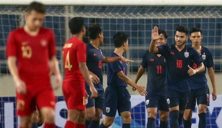 Timnas U-23 Indonesia - Thailand - Piala Asia U-23 - Football5star -