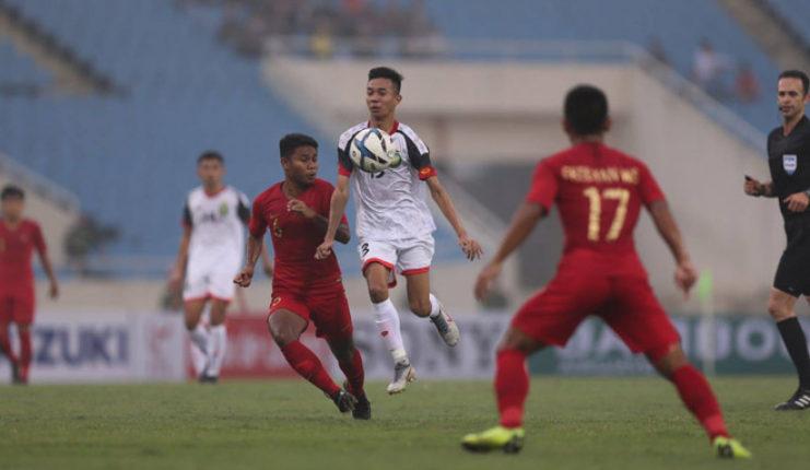 Timnas U-23 hanya menang 2-1 atas Brunei.