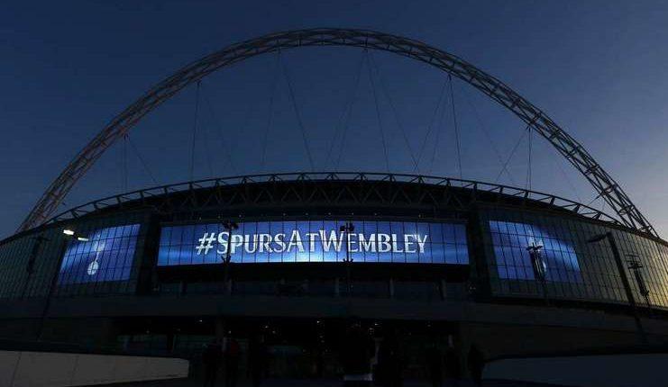 Tottenham Hotspur akan segera berkandang di stadion baru dan meninggalkan Stadion Wembley.