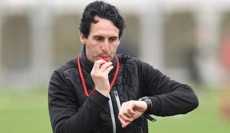 Unai Emery menilai Arsenal punya cukup waktu jelang laga lawan Stade Rennes di Liga Europa.