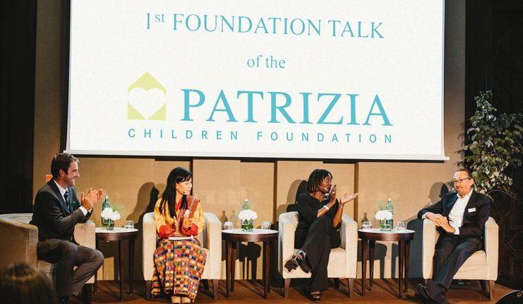 Yayasan Anak-Anak Patrizia menggandeng Mario Goetze sebagai duta.