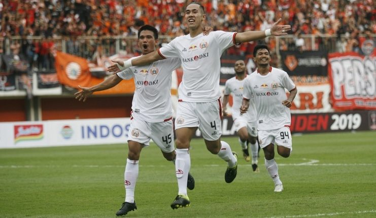 Persija Jakarta - Ryuji Utomo - Football5star