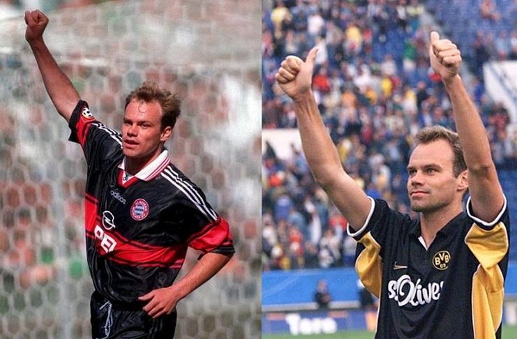 5 Pemain yang Pernah Membela Bayern Munich dan Borussia Dortmund - Christian Nerlinger - Sportskeeda