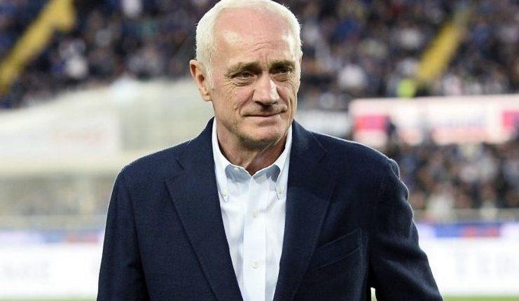 Antonio Percassi - Atalanta - Final Coppa Italia - Football5star