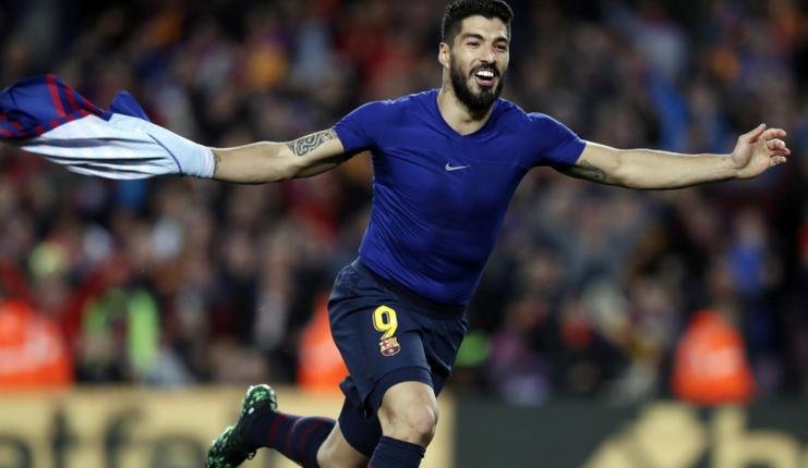 Barcelona - Valverde - Atletico - LaLiga - Football5star - Suarez -