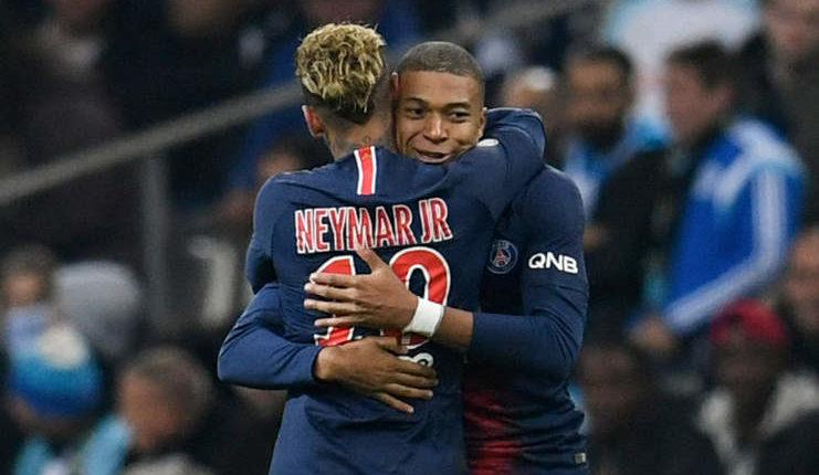 Kylian Mbappe dan Neymar diyakini Julian Draxler tak akan hengkang dari PSG.