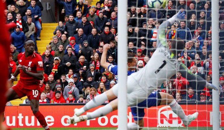Liverpool vs Chelsea - Hazard - Keita - Liga Inggris - Football5star - Salah - Mane