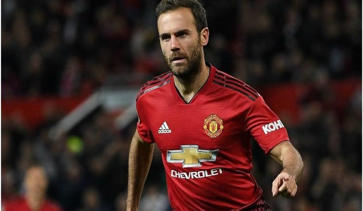 Masa Depan Juan Mata di Manchester United Semakin Tidak Menentu