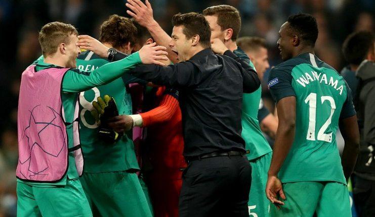 Mauricio Pochettino - Tottenham Hotspur - Liga Champions - uefa. com 2