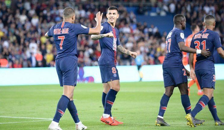 Mbappe - PSG - AS Monaco - Football5star