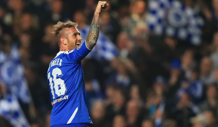 Meireles - Chelsea - Liverpool - Football5star