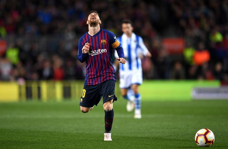 Mencari Next Lionel Messi dengan Metode Bentuk dan Ukuran Alat Vital - Zimbio