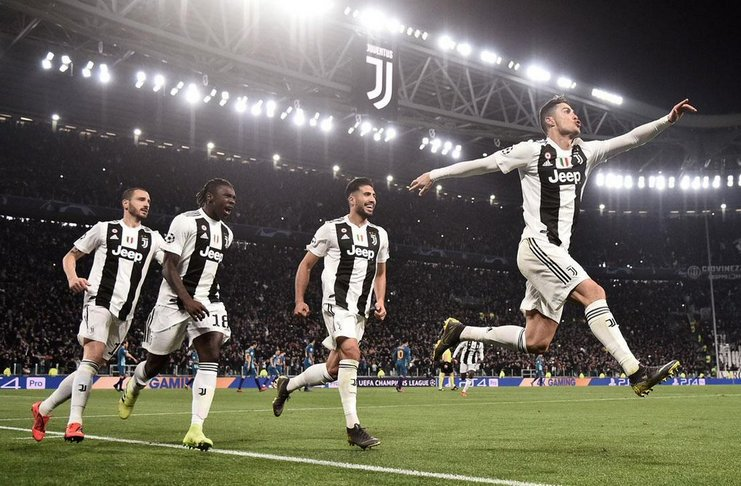 Nicolas Tagliafico - Cristiano Ronaldo - Ajax Amsterdam - Juventus - Zimbio