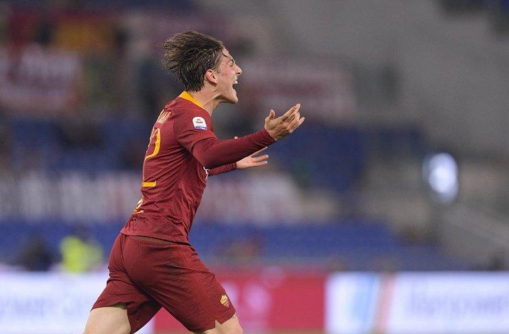 Nicolo Zaniolo - AS Roma - Igor Zaniolo - @ASRomaEN 2