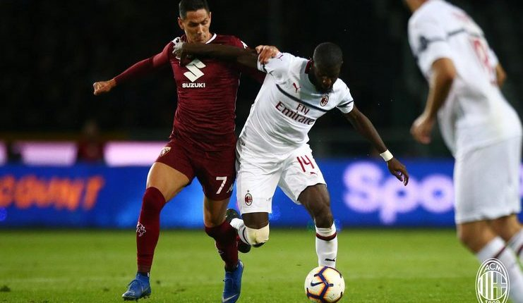 Torino vs AC Milan - Serie A - Football5star