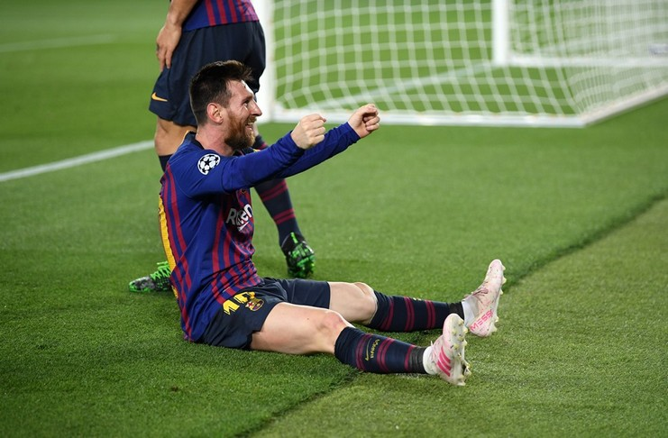 5 Fakta Menarik dari Partai Barcelona vs Liverpool - 600 gol - uefa. com