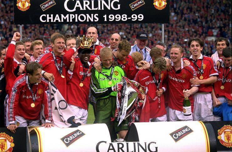 5 Persaingan Terketat Untuk Merengkuh Gelar Juara Liga Inggris - 1998-99 - premierleague. com