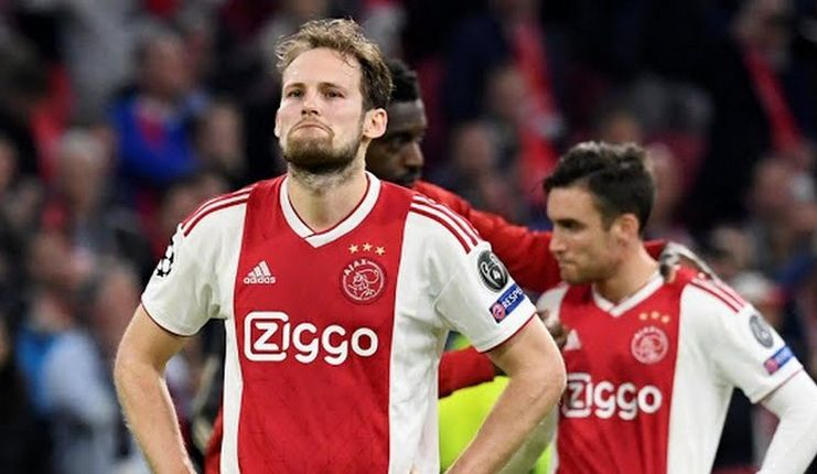 Ajax - Tottenham - Liga Champions - Blind - Football5star