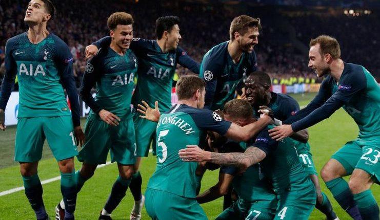 Ajax - Tottenham - Liga Champions - Son Heung-min - Football5star  -