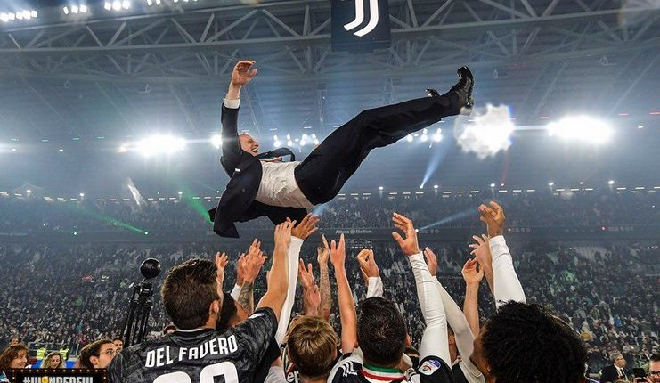 Allegri - Juventus - Serie A - Football5star -