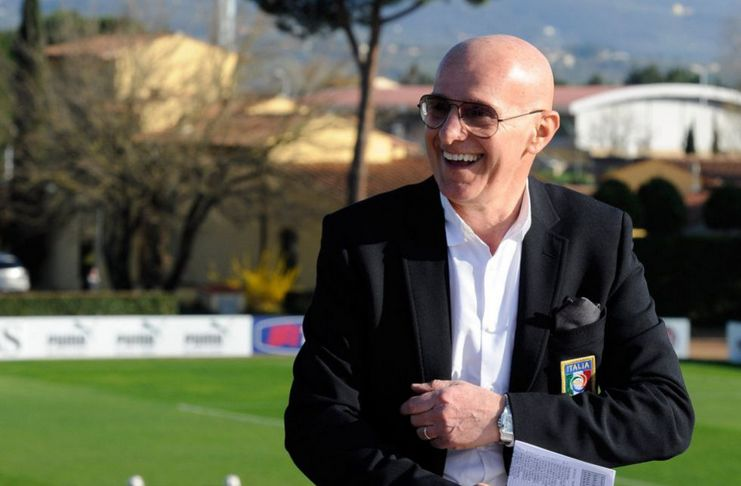 Arrigo Sacchi - Juventus - Maurizio Sarri - Diario Sport