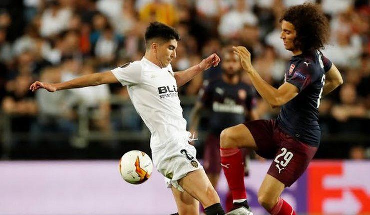 Arsenal - Valencia - Liga Europa - Football5star -