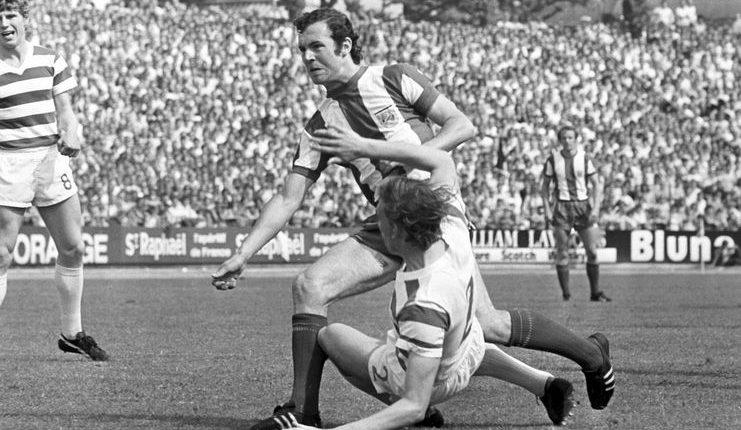 Bayern Munich terpeleset pada pekan terakhir musim 1970-71 sehingga Borussia Moenchengladbach juara Bundesliga 1.