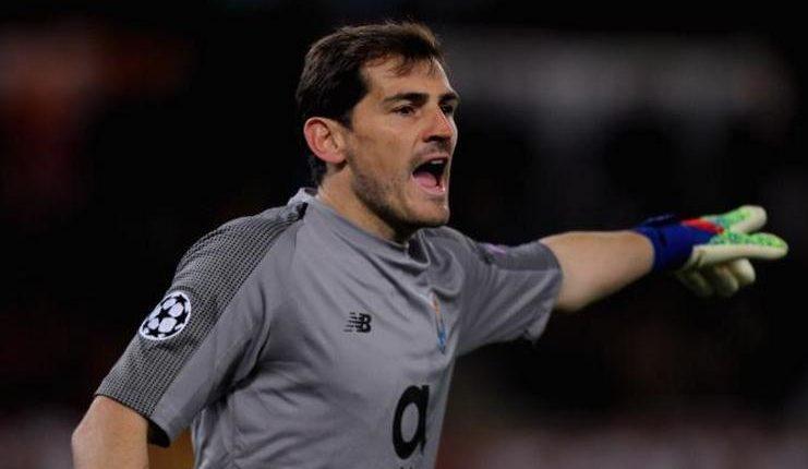 Iker Casillas - FC Porto - Football5star