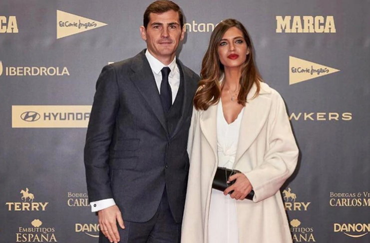 Iker Casillas - Sara Carbonero - Football5star