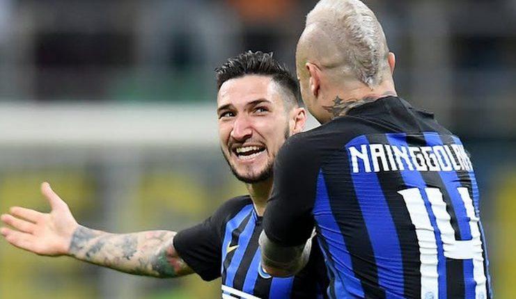 Inter vs Chievo - Politano - Football5star -