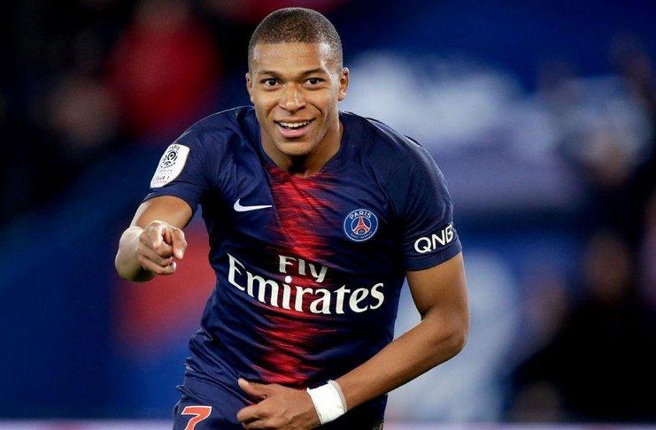Kylian Mbappe - PSG - Ligue 1 - Zimbio
