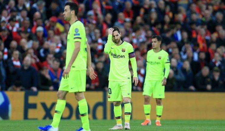 Liverpool - Barcelona - Liga Champions - Football5star