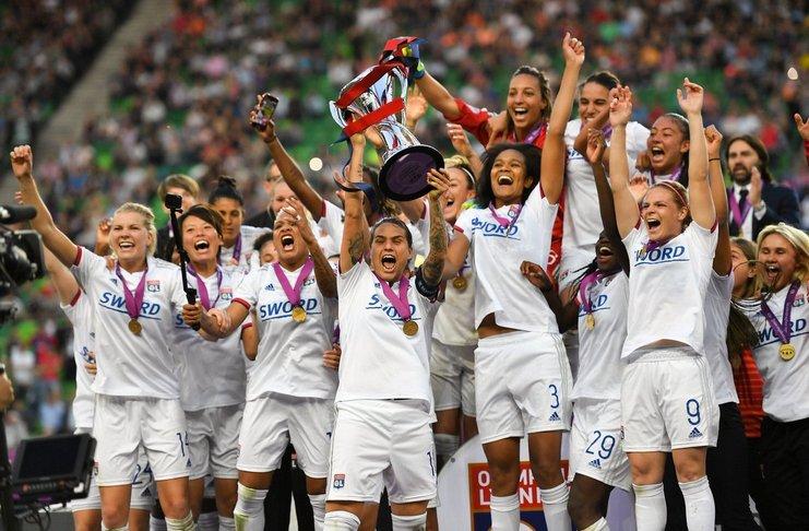 Final Liga Champions Wanita: Barcelona Pecundang, Lyon Ukir Sejarah
