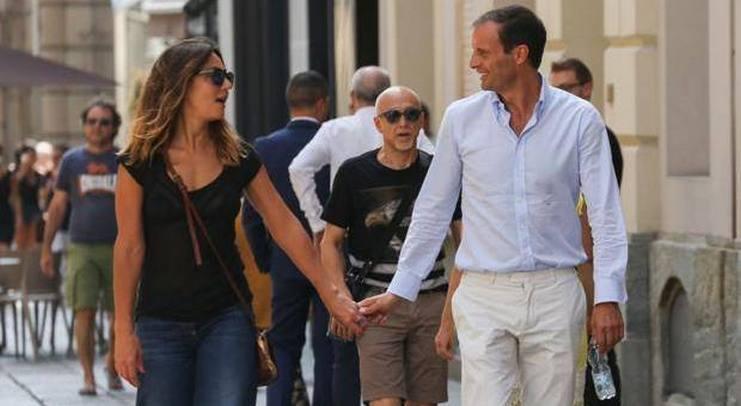 Massimiliano Allegri Tinggalkan Juventus, Sang Pacar Tutup Akun Instagram