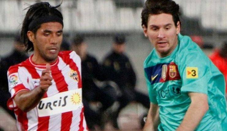 Messi - Vargas - Barcelona - Football5star