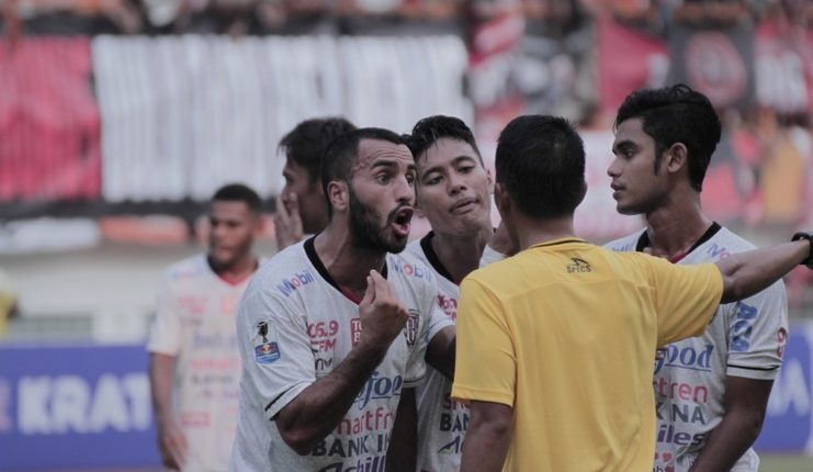 Persija Jakarta vs Bali United - Stefano Cugurra - Football5star -
