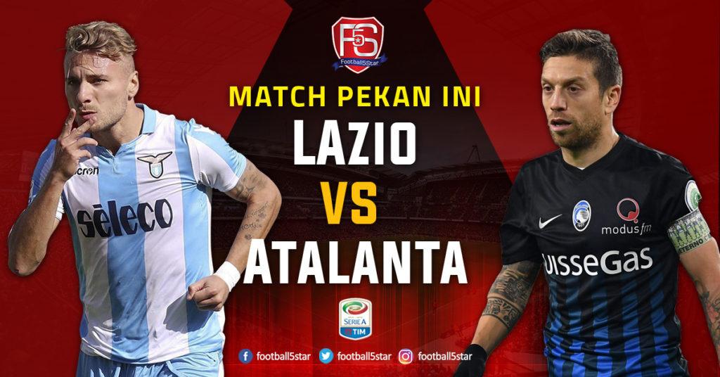 Prediksi Serie A Lazio Vs Atalanta