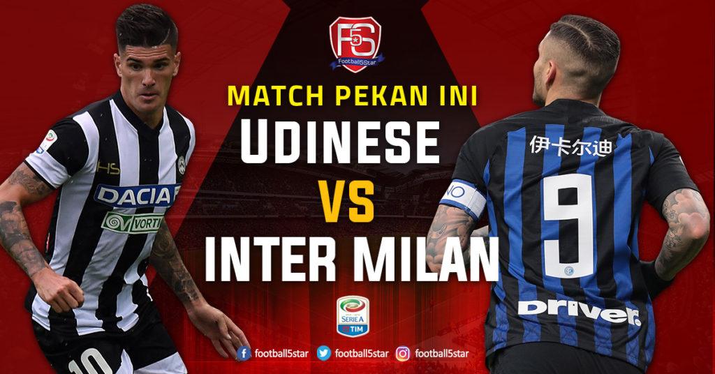 Prediksi Serie A Udinese vs Inter Milan
