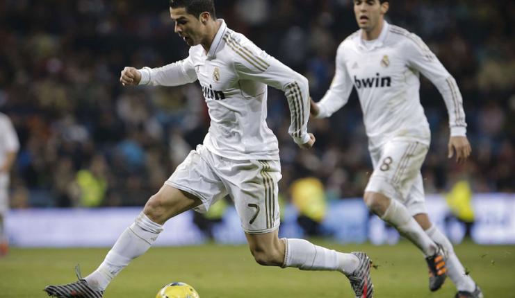 Ronaldo - Kaka - Robben - Real Madrid - Football5star