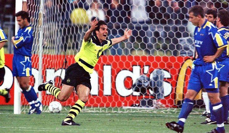 Tottenham Hotspur harus mampu membuat anomali seperti yang dibuat Borussia Dortmund pada final Liga Champions 1996-97.