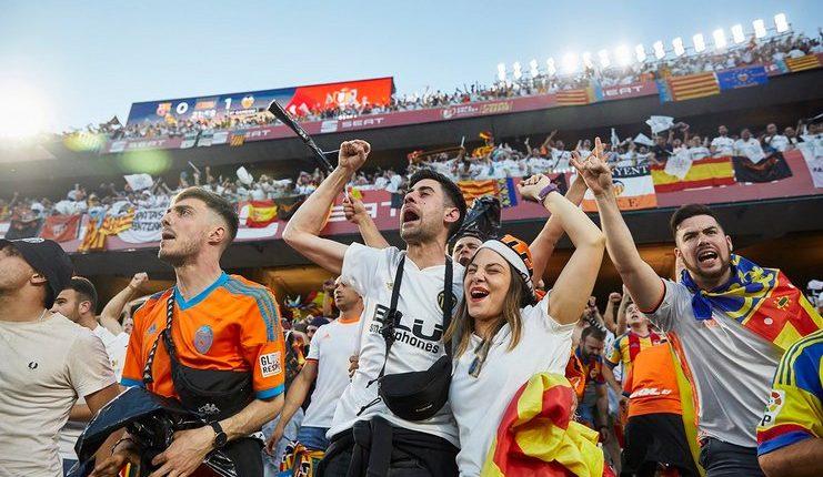 Valencia - Benitez - Barcelona - Football5star