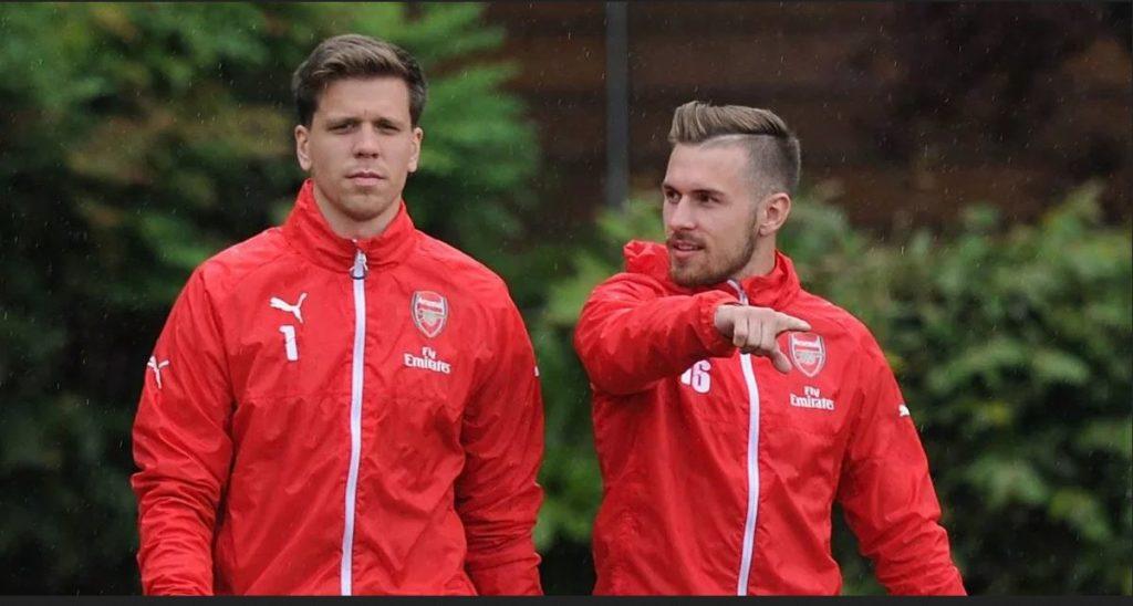 Szczesny Berperan di Kepindahan Aaron Ramsey Pindah ke Juventus